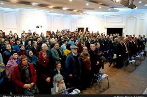 تصاویر مراسم اختتامیه جشنوراه تئاتر فجر استانی آذربایجان شرقی