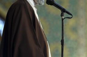 تصاویر سخنرانی رهبر معظم انقلاب اسلامی در حرم مطهر رضوی